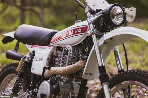 Husky Restorations Yamaha Hl500