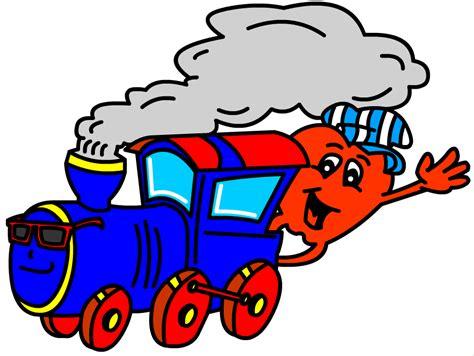 cartoon trains pictures   clip art