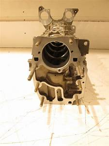836 1000 6cyl Cylinder Block And Crank Case Cover Nla