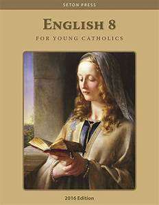 English 8 For Young Catholics  Key In Book