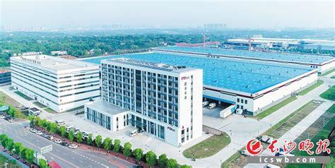 长沙物流产业发展再提速 湖南首个快递专业园区开园 - 三湘万象 - 湖南在线 - 华声在线