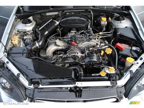 2005 Legacy Gt Engine by 2005 Subaru Legacy 2 5i Limited Sedan 2 5 Liter Sohc 16