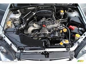 2005 Subaru Legacy 2 5i Limited Sedan 2 5 Liter Sohc 16