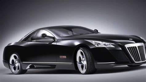 Maybach Car : Mercedes-benz Maybach Exelero