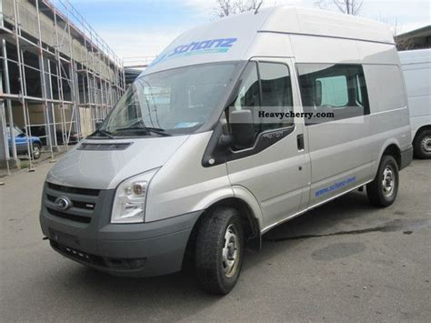 Ford Transit 2007 Box-type Delivery Van