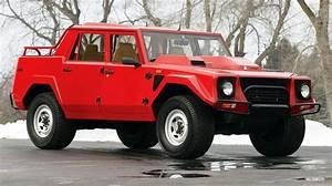 1986 Lamborghini Lm002
