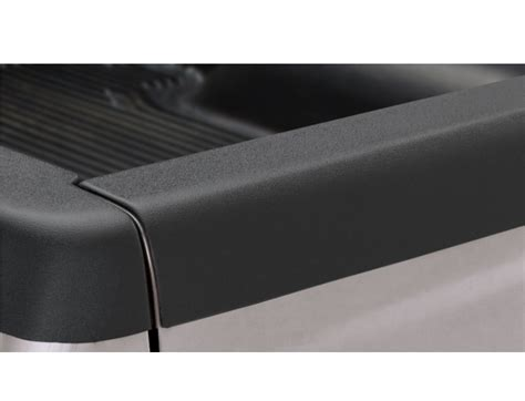 bushwacker 58512 58506 bed rail caps tailgate cap for 02