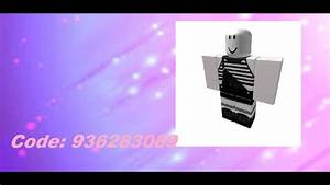 10 Girl Clothes Codes For Roblox High School - YouTube