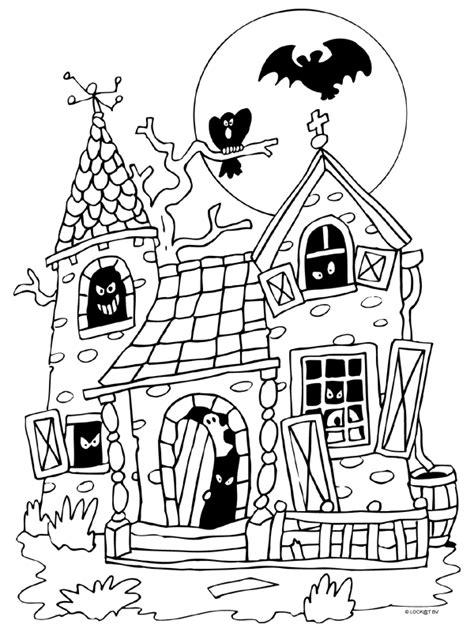 Kleurplaat Peppa Pig Woonkamer Keuken Slaapkamer by Kleurplaat Huis Binnenkant Kleurplaat Peppa Pig Huis