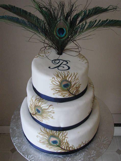 peacock cake front view     deviantart