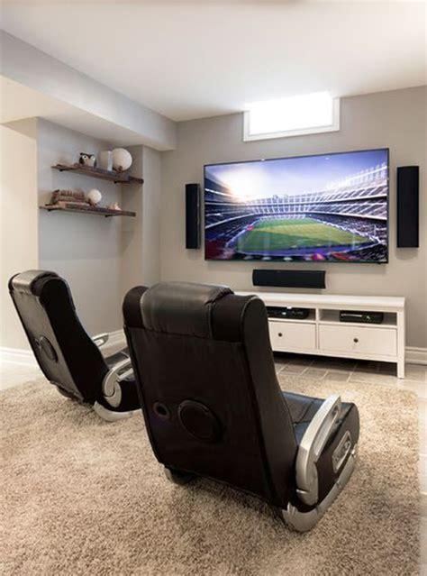 cozy video gaming furniture homemydesign