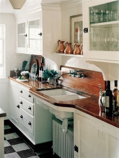cozy wooden kitchen countertop designs digsdigs