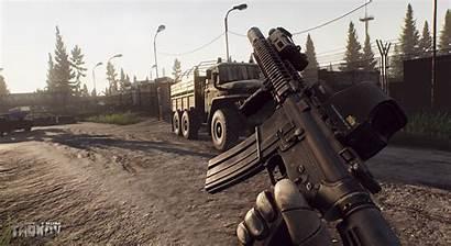 Tarkov Escape Games Person Shooter War Tactical
