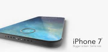 iphone 7 concept iphone 7 render concept phones