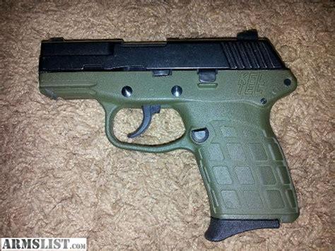 Armslist  For Sale Keltec Pf9 Od Green W Belt Clip