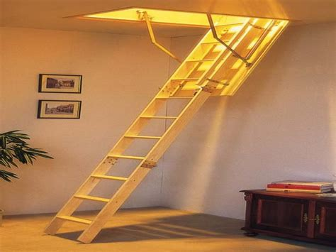 fold up staircase retractable stairs design for attic would love to have this retractable stairway for