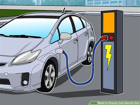 electric charge step wikihow steps