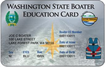Boating License Requirements Washington State by Washington Boating Laws And Regulations