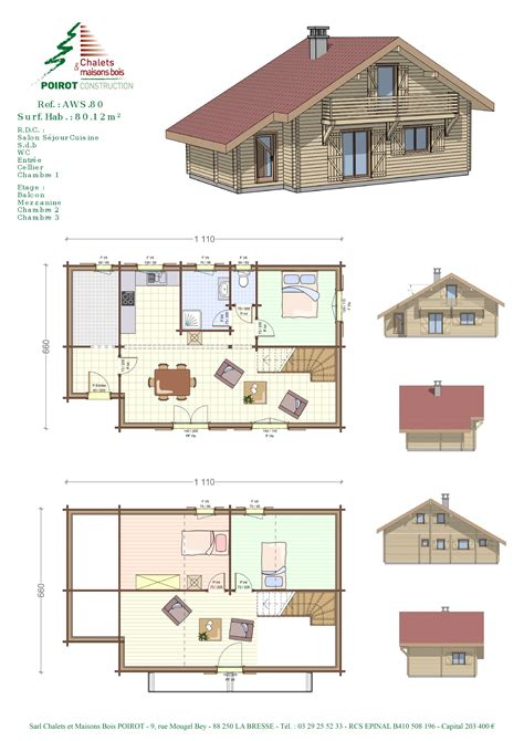 plan maison architecte en ligne maison moderne