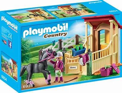 Playmobil Country Paardenbox Arabier