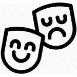 Drama Icon Mask Icons Theatre Masks Theater
