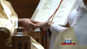 Indiana teacher marries Jesus Christ in Catholic ceremony ...