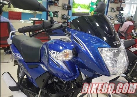 tvs bike price list 2019 bikebd