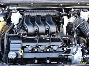 2007 Ford Five Hundred Sel Awd 3 0l Dohc 24v Duratec V6