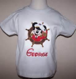Disney Cruise Mickey Shirts