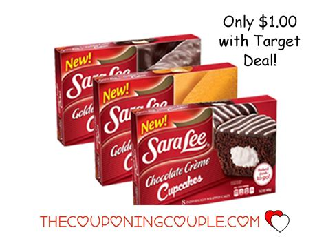 If you like the crispy, crunchy, buttery crumb topping on coffee cake, then you'll love chef john's version that uses more than twice the usual amount; Sara Lee Snack Cakes Deal at Target! Only $1.00!