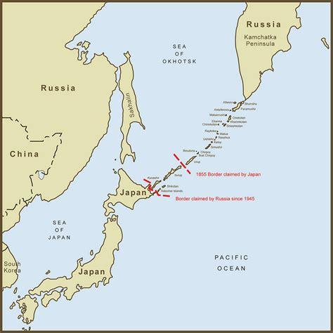 navy matters russia  militarize kuril islands