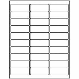 templates address label 30 per sheet avery With avery mailing labels 30 per sheet