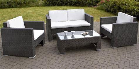 how to buy wicker garden furniture on a budget out out amazon co uk garden furniture accessories garden
