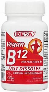 Best Vegan Vitamin B12 Supplement Brands