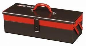 Facom BT 6A 2 Tray Metal Tool Box PrimeTools