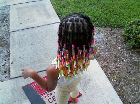 Hair Beads, Kid Hairstyles