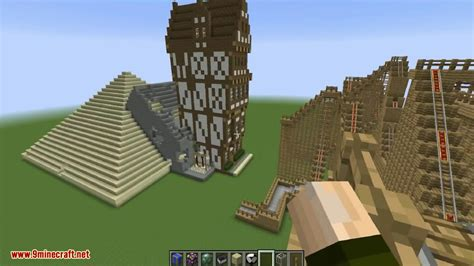 instant massive structures mod  building    easier minecraftnet