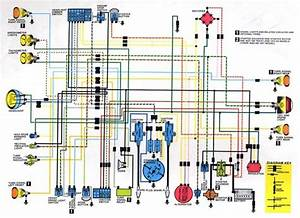 Honda Motorcycle Wiring Diagrams Anf125 Wave 125 Electrical At Xrm 110 Diagram Download   Honda