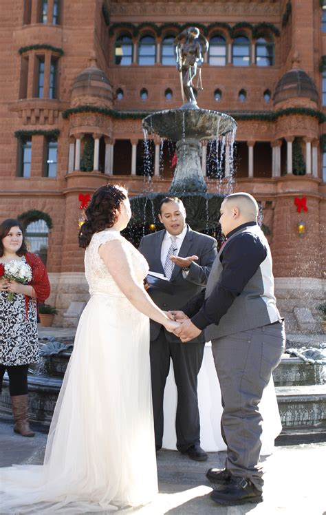 courthouse fountain wedding reception venue ceremony