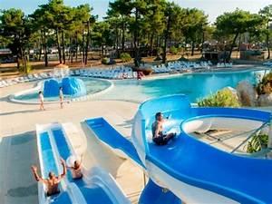 camping atlantique club montalivet i mobil home loue a With village vacances arcachon avec piscine
