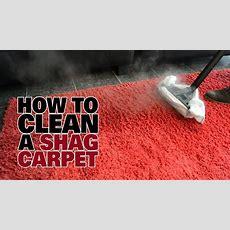 How To Steam Clean A Shag Carpet  Dupray  Youtube