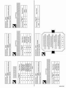 Nissan Maxima Service And Repair Manual - Power Door Lock System