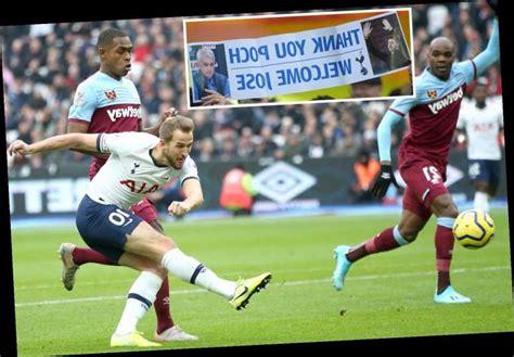 West Ham vs Tottenham LIVE: Stream free, TV channel, kick ...