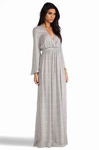 maxi long sleeve dresses dresscab With long sleeve maxi dress for wedding