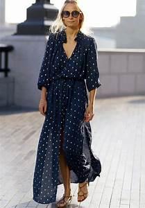 Robe Tendance Ete 2017 : robe chemise pois mon style de printemps mode tendance robe t 2017 et robe longue ~ Melissatoandfro.com Idées de Décoration
