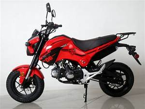 Taotao Hellcat 125cc Motorcycle