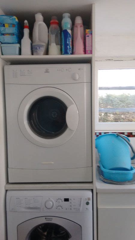 superposer lave linge et s 232 che linge forumconstruire amenagement cellier