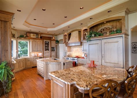 large country kitchens 124 custom luxury kitchen designs part 1 3650