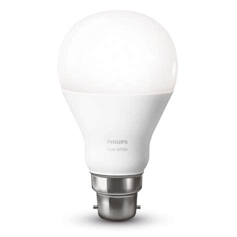 philips hue led smart light bulb bayonet cap