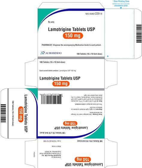 repeat action dosage form lamotrigine fda prescribing information side effects